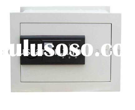Wall Safe,Security Wall Safe,Digital Wall Safe WS2015ES-2F Electronic safe