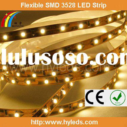 Warm White Color Flexible SMD LED Strip Light