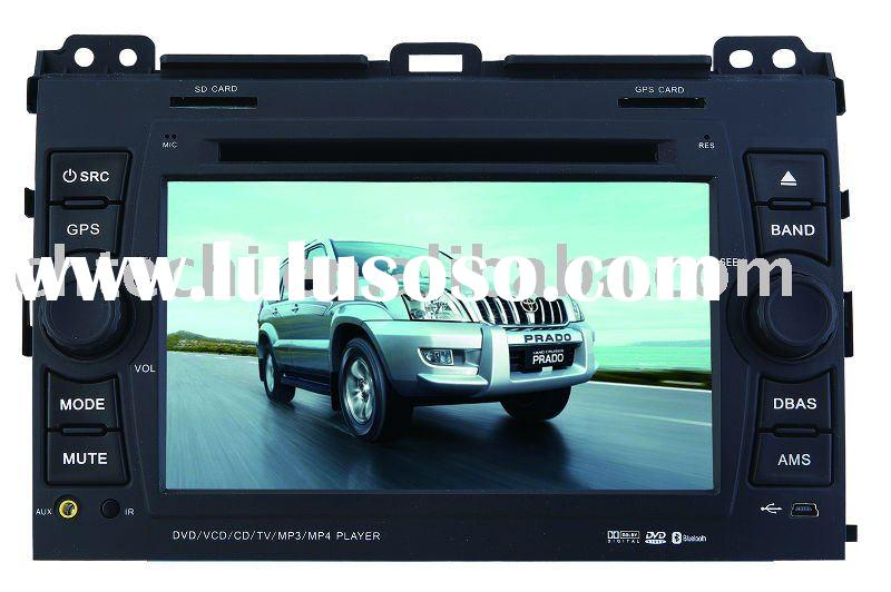 (Hot Sale)Toyota Prado Car DVD Player for Middle East Market