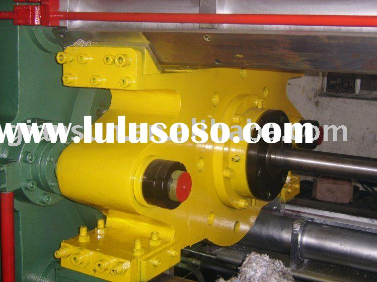 aluminum/copper extrusion press