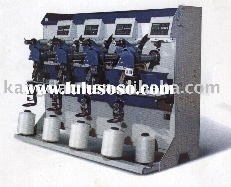 automatic thread winding machine