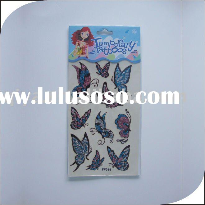 Butterfly rhinestone designs for t shirt for sale price for Rhinestone body tattoos