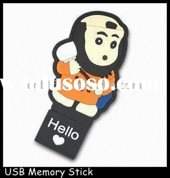 cartoon character usb flash drive2gb paypal