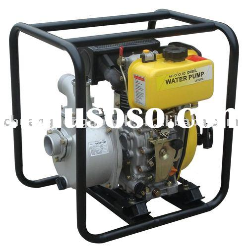 diesel water pump (Recoil or electric starting)
