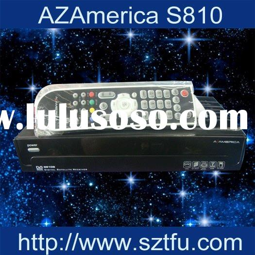 digital satellite receiver set top box azamerica AZ America S810B