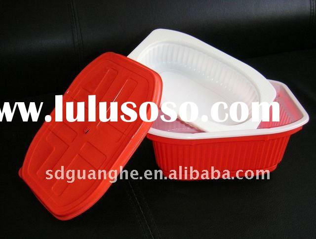 disposable plastic PP lunch box