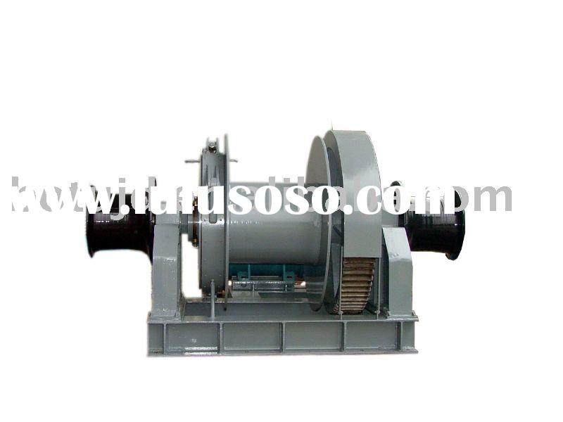 electric wire rope anchor winch