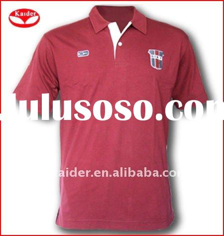 embroidered Polo shirt for man