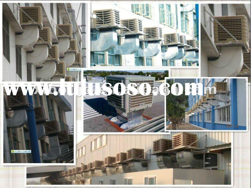 energy saving 80% industrial ,commercial evaporative air conditioning