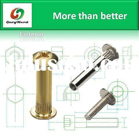 environmental brass male and female screw
