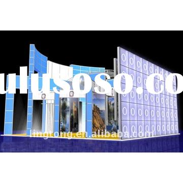 exhibition booth light wall/display light wall