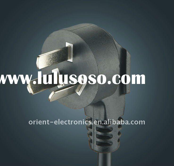 extension cord CCC approval China 3-pole N/R plug