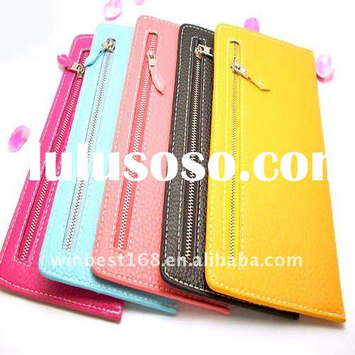 fasion leather coin purses