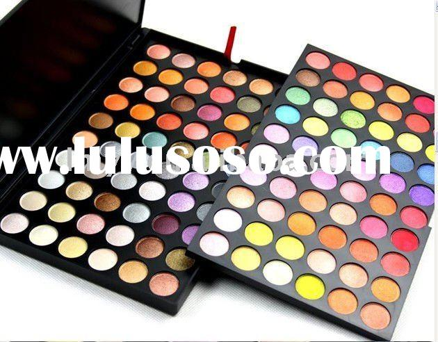 free shipping 120 color brand cosmetic product