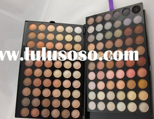 free shipping 120 color cosmetic eyeshadow
