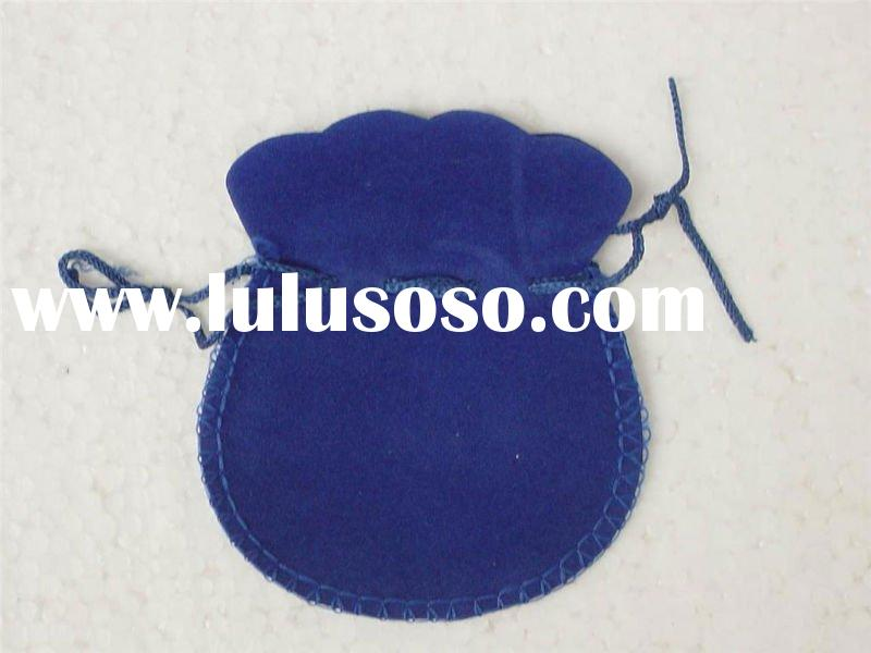 free shipping by dhl ems ups ,/fedex exquisite velvet Jewelry Gift Bags Pouches ,packing bag gift ba
