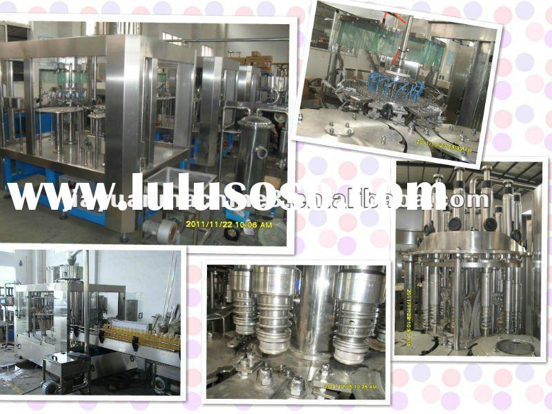 fruits juice filling machine for small scale plant