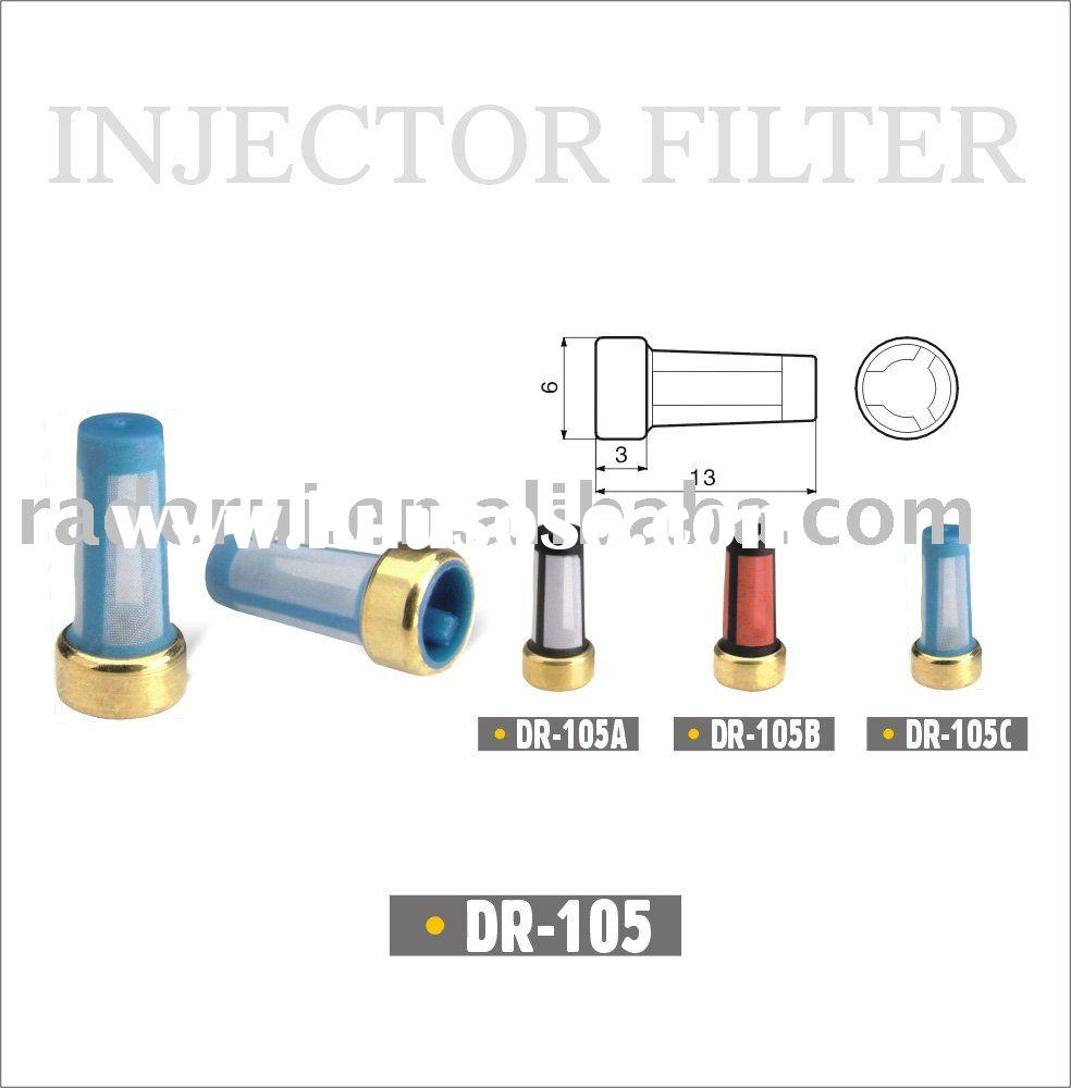 fuel injector part injector filter DR-104 for Bosch,Daewoo,Delphi