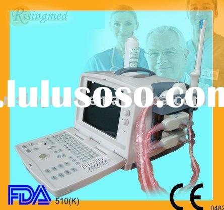 full digital portable ultrasound machine/scanner with CE