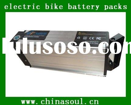 good design li-ion battery 48v for electric scooter portable