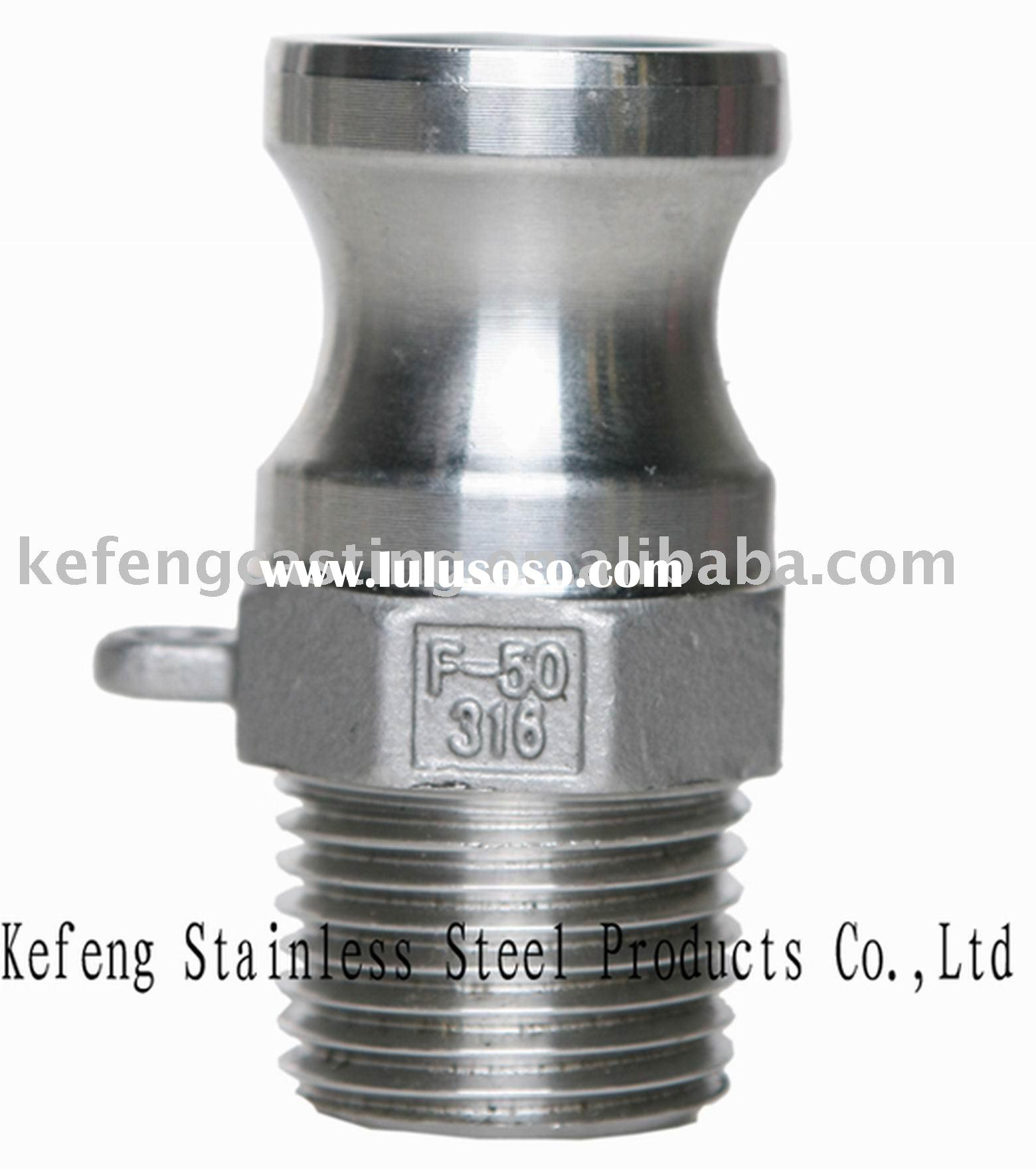 """grooved pipe fittings and couplings,camlock coupling Type F1/2"""""""