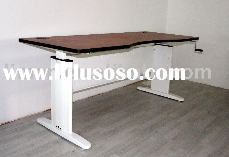 height adjustable table office desk office workstation,modern office furniture