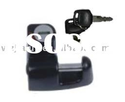 helmet lock,motorcycle parts,motorcycle lock