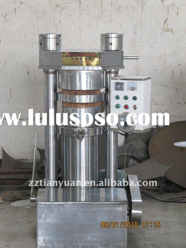 high capacity hydraulic oil press machine