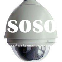 high speed dome ip network camera with 216x zoom module