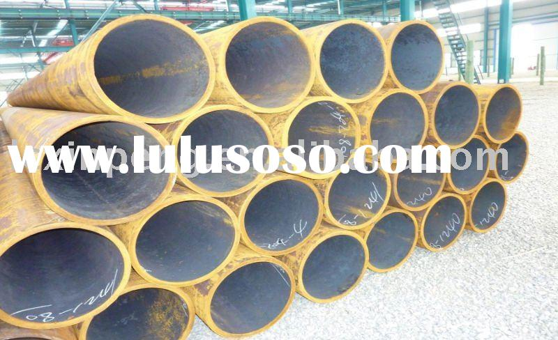 hot expanded seamless tube