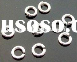 hot sale newest 3 mm 20pcs/bag fashion o-ring/925 sterling silver jump ring