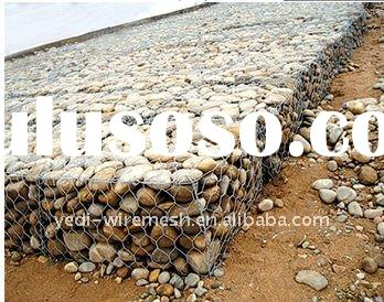hot sale wire cages rock wall(anping factory)