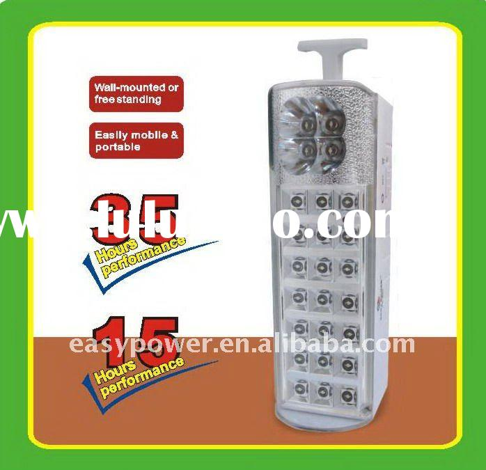 hot sell RECHARGEABLE LED LIGHT WITH TORCH EP-658