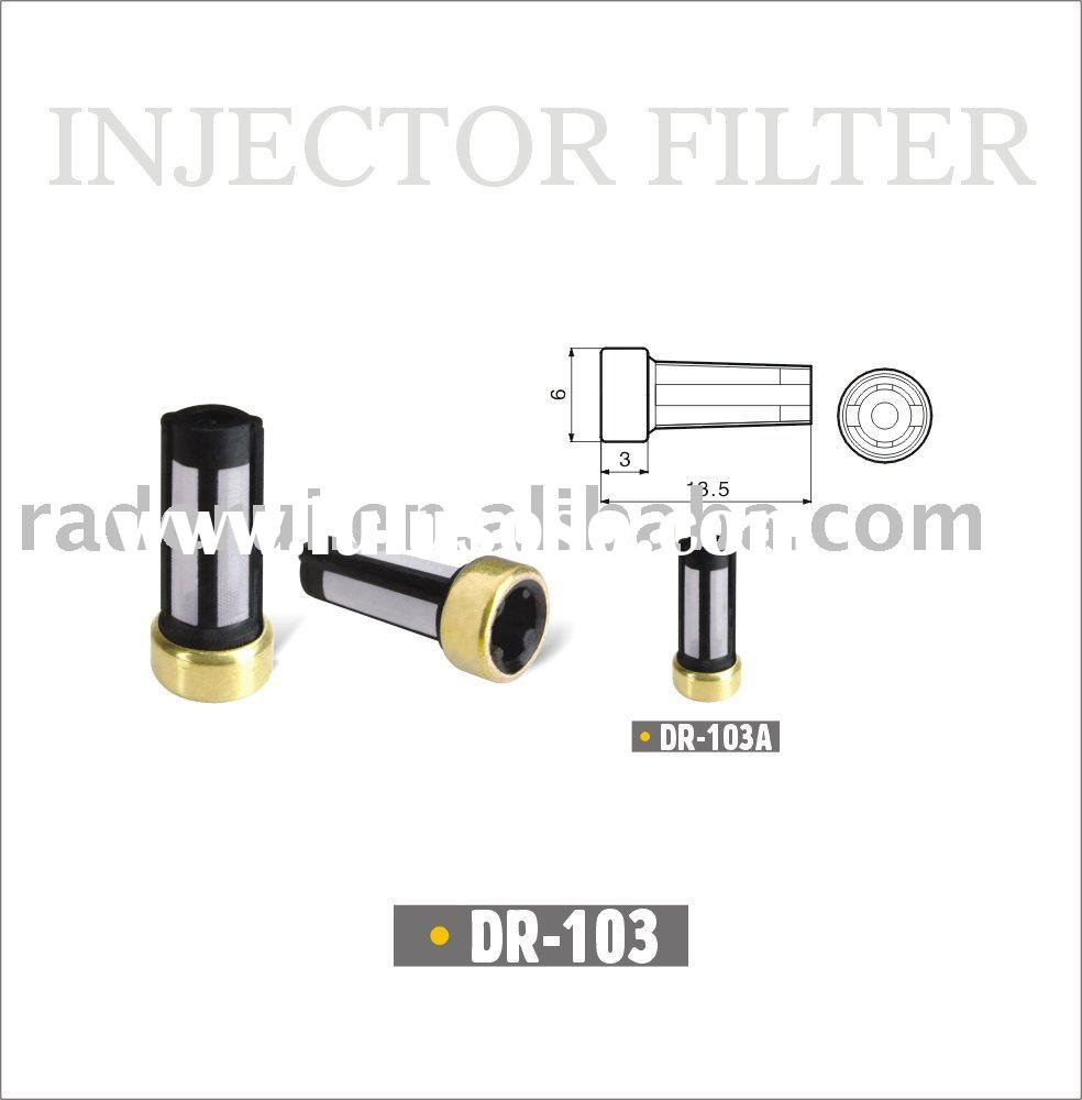 injection filter - BOSCH fuel injector part fuel nozzle part injector filter DR-103