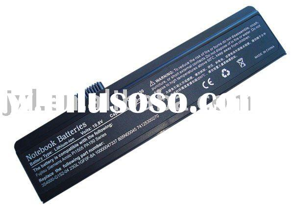 laptop computer battery for Fujitsu Siemens Amilo Pi1505 PA150 Series