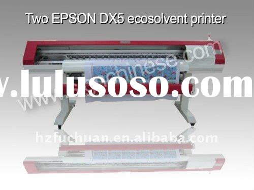 large format printer used eco solvent ink