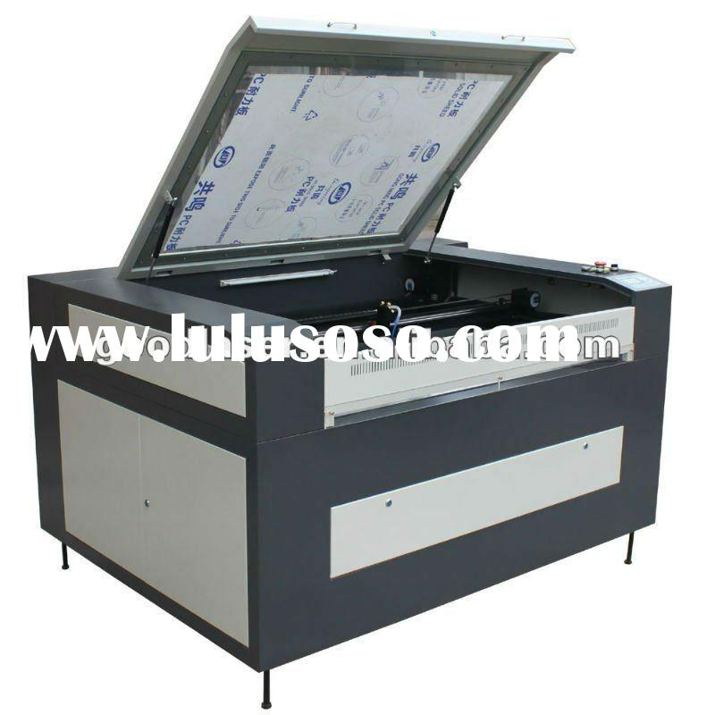 leather laser cutting/engraving machine supplier
