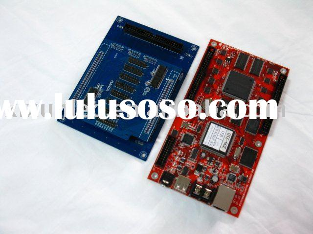 led asynchronous controller M31 for full color led sign and supports virtual pixels