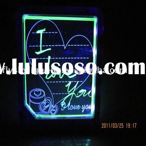 led light board hot sale with competitive price