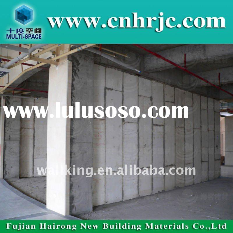 light weight insulated concrete wall panels