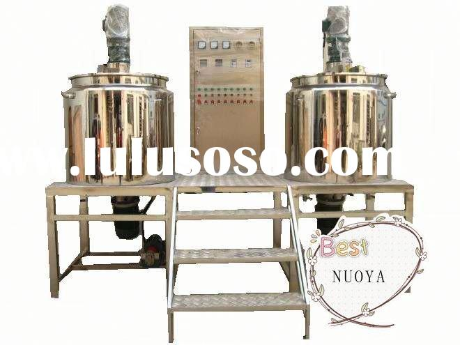 liquid detergent shampoo soap making machine dish washing liquid detergent machine