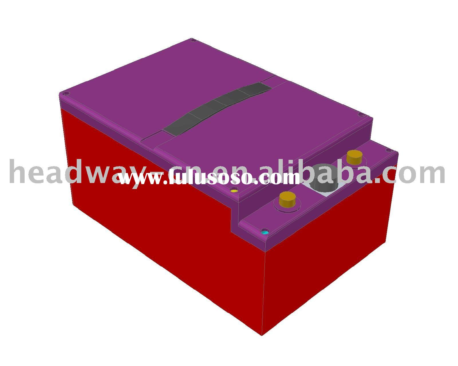 lithium ion lifepo4 electric car battery headway 48v50Ah