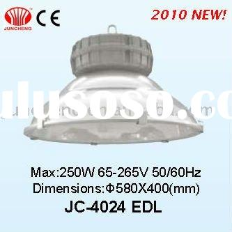 max 250w low frequency electrodeless induction lamp factory/industrial high-bay light-outdoor lighti