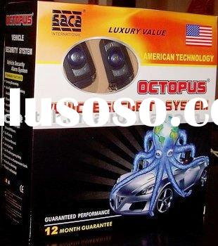 octopus vehicle security system