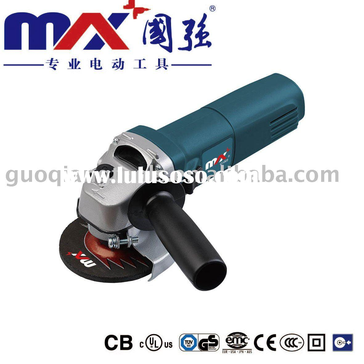 power tools electric angle grinder 100mm