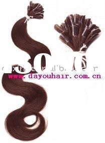 prebonded hair extension 1g strand hair weave style