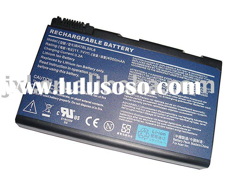 rechargeable laptop Battery/Li-ion battery for Acer laptop battery Aspire 3100 3102 5100 5102 5110 5