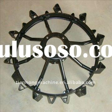 single cylinder diesel engine parts SF195 steel wheels