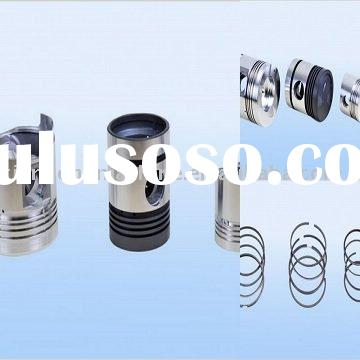 single cylinder diesel engine parts piston and ring