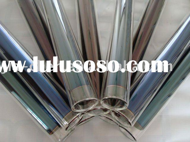 solar vacuum tube-good quality,high efficiency of heat absorbing (size available--diameter:47/58/70m